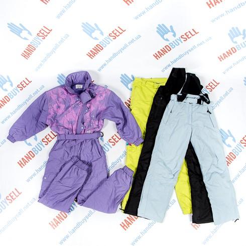 Купити одяг секонд хенд Комбінезони + лижні штани  29000401 оптом ... 25dea4422e884